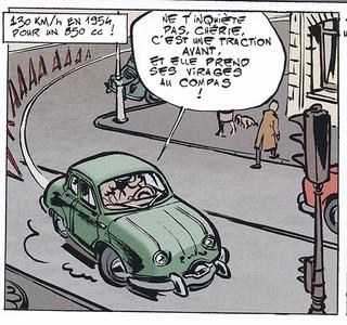 Garage de Paris Tome 1 10 histoires de voitures populaires Page 11