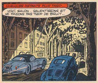 Michel Vaillant Route de nuit Page 52  (Jean Graton)