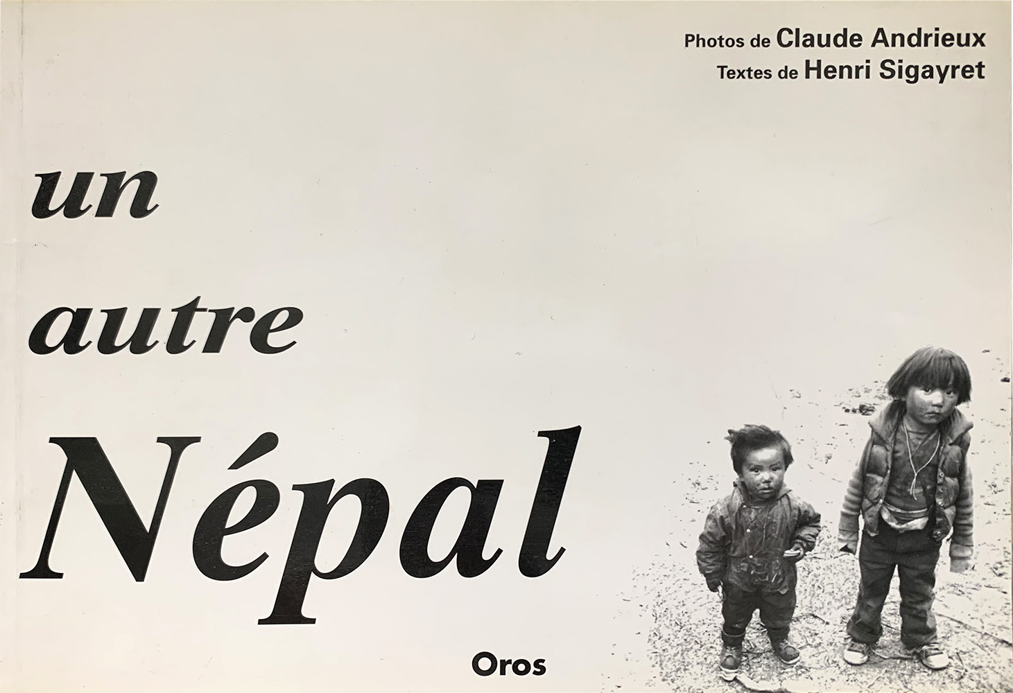 Un autre népal