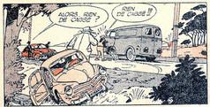 """Marc Jaguar Les camions du diable Journal """"Risque tout"""" Numéro 44"""