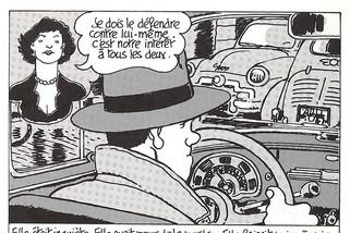 Nestor Burma M'as-tu vu en cadavre ? Page 19