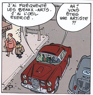 Garage de Paris Tome 2 10 nouvelles histoires de voitures populaires Page 34 2016