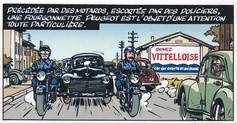 Jacques Gipar Le retour des capucins Page 13  (Delvaux-Dubois)