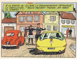 Michel Vaillant Les casse-cou Page 46  (Jean Graton)