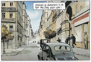 Sales mioches La veuve Pigeon Page 14  (Berlion Corbeyran)