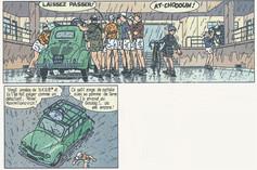 Louison Cresson Le machin venu de l'espace Page 11  (Léo Becker)