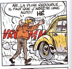 Jacques Gipar Le gang des Pinardiers Page 30  (Delvaux-Dubois)