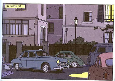 Les aventures de Kaplan & Masson La théorie du chaos Page 21  (Jean-Christophe Thibert) (Scenario Didier Convard)