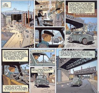 Quelques pas vers la lumière Tome 2 Le voyage improbable Page 13  (Bruno Marchand)