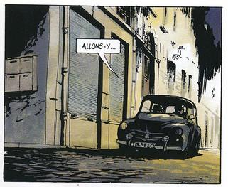 Sales mioches La veuve Pigeon Page 30  (Berlion Corbeyran)