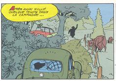 Zéphyr La caverne de la licorne Page 17  (Brochard)