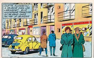 Les Labourdets La vérité vient du désert Page 29  (Jean Graton) (Scenario Francine Graton)