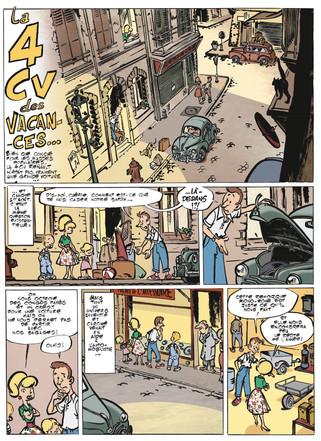 Garage de Paris Tome 1 10 histoires de voitures populaires Page 5