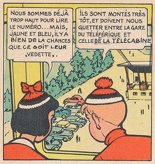 Fripounet & Marisette Le piolet brisé