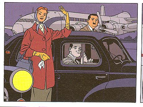 Les aventures de Kaplan & Masson La théorie du chaos Page 37  (Jean-Christophe Thibert) (Scenario Didier Convard)