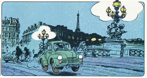 Bob Marone Le dinosaure blanc A la recherche de Franck Veeres Page 26  (Conrad-Lucie-Yann)