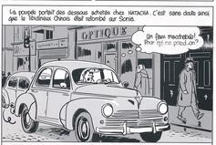 Nestor Burma Boulevard Ossements Page 57 2013