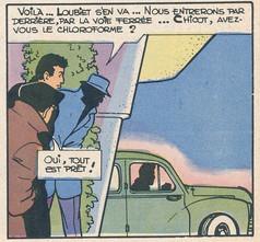 Alex et Tambour Le cercle rouge Page 15  (Brochard-Hempay)