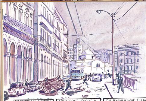 Carnets d'Orient Rue de la Bombe