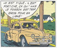 Félix L'affaire des bijoux Page 23  (Maurice Tillieux)