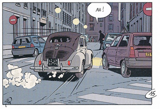 Jérôme K. Jérôme Bloche La marionnette Page 17  (Dodier)