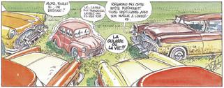 Jérôme Moucherot Le péril pied-de-poule 1998