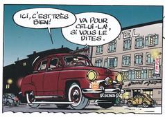 Jacques Gipar Le gang des Pinardiers Page 18  (Delvaux-Dubois)