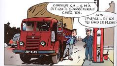 Jacques Gipar Le gang des Pinardiers Page 6  (Delvaux-Dubois)