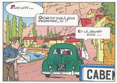 Zéphyr La caverne de la licorne Page 4  (Brochard)