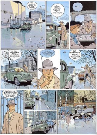 Quelques pas vers la lumière Tome 2 Le voyage improbable Page 8  (Bruno Marchand)