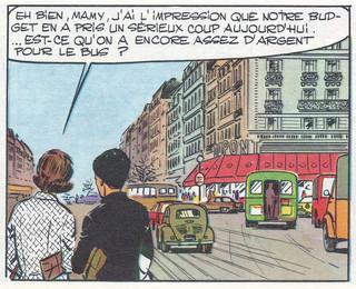 Les Labourdets La vérité vient du désert Page 25  (Jean Graton) (Scenario Francine Graton)