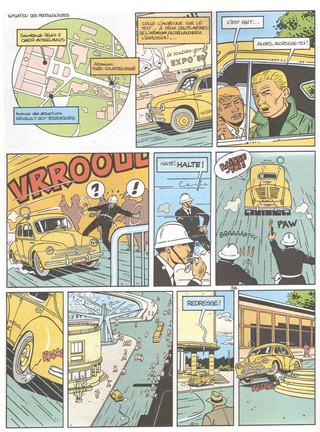 L'inconnu de la tamise Tome 3 : Atomium 58 Page 38