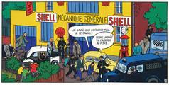Victor Levallois Le manchot de la butte rouge Page 41  (Rullier-Stanislas)