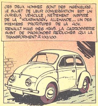 Starter Histoire de l'automobile