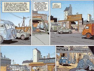 Quelques pas vers la lumière Tome 2 Le voyage improbable Page 14  (Bruno Marchand)