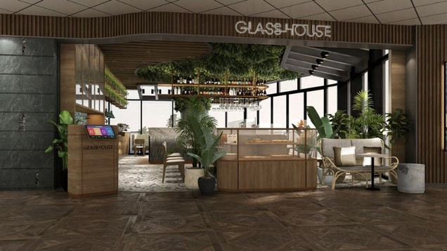 Glass House 1
