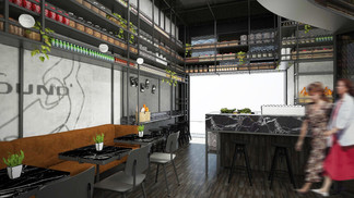 Greyhound Café 4