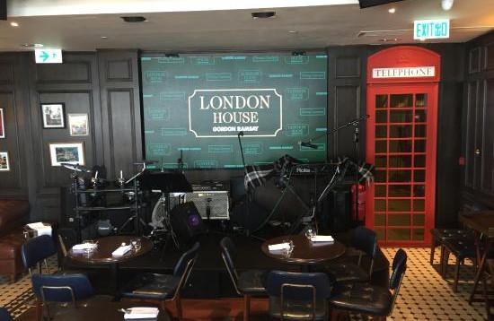 LONDON HOUSE 1