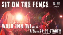vol.11【Sit On the Fence】