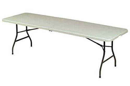 8 Feet Rectangular Table