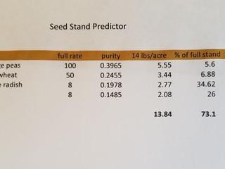 Seed Purity