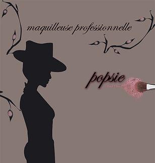 Popsie alias Sophie Fauquet maquilleuse professionnelle paris