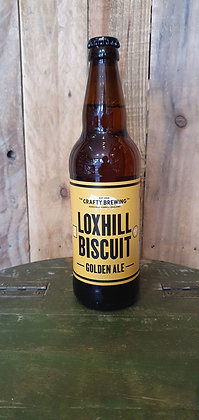 Crafty Brewing - Loxhill Biscuit