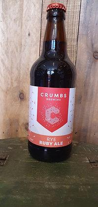 Crumbs Brewing - Rye Ruby Ale