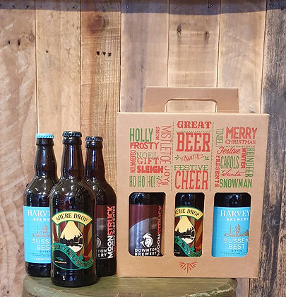 Gift Box (Chistmas), 3 x Bitters