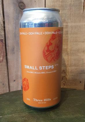 Three Hills Small Steps