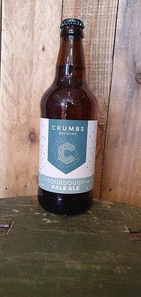 Crumbs Brewing - Sourdough pale ale