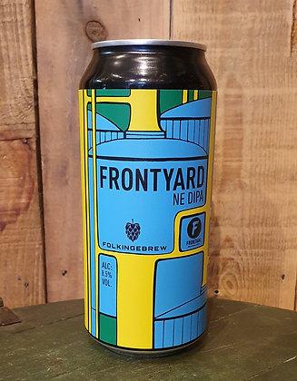 Frontaal - Frontyard