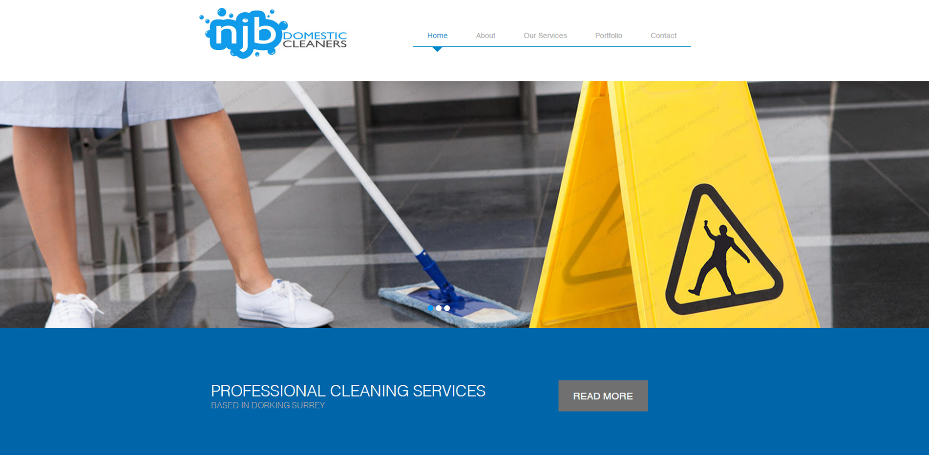 NJB Domestic Cleaners