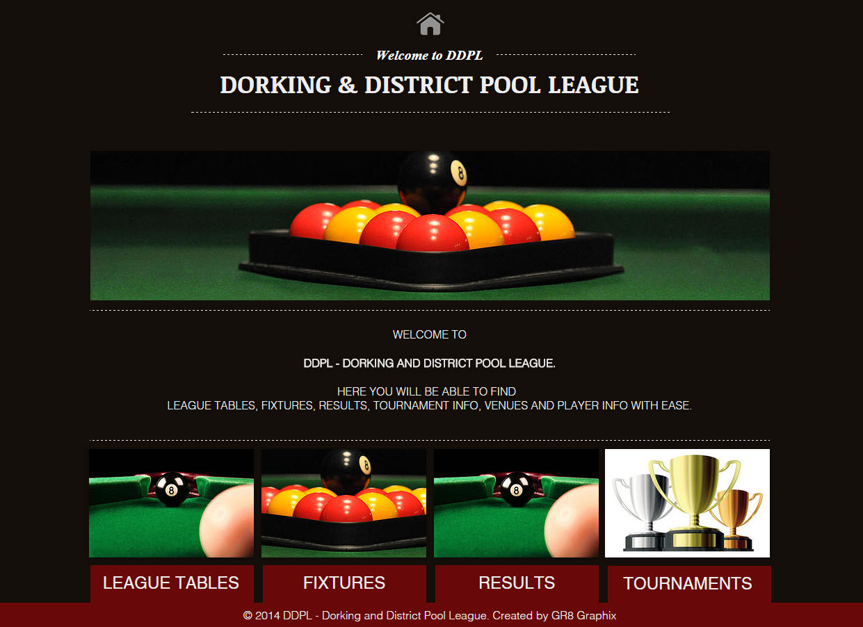 Dorking and District Pool League